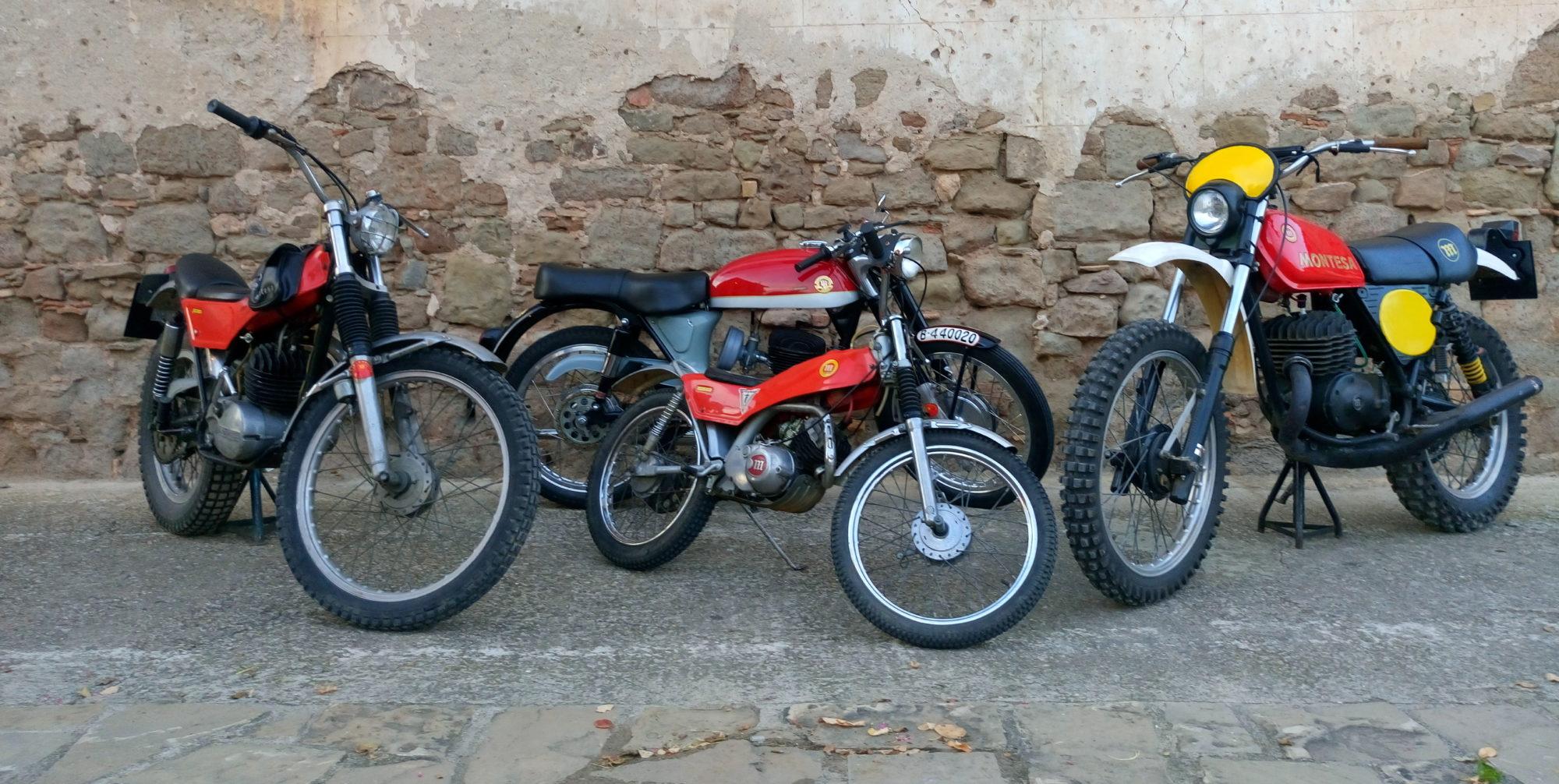 Associació de Motos Clàssiques Montesa